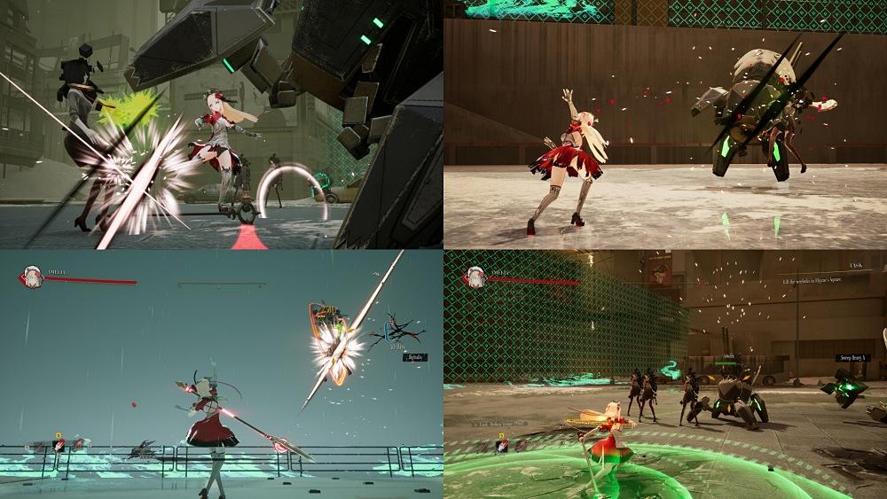 魔法少女が華麗に戦うハクスラアクション『Mahou Arms』4月29日よりSteamアーリーアクセス開始